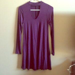 Express size xs choker dress